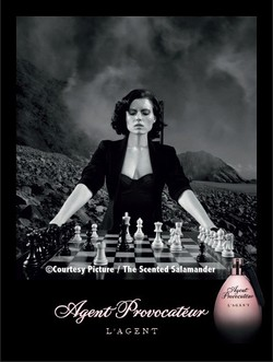 Agent Provocateur L'Agent (2011): Not for Wimpy Babes {New Perfume} {Fragrance Images & Ads}
