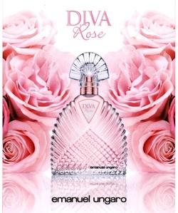 Emanuel Ungaro Diva Rose (2011) {New Perfume}