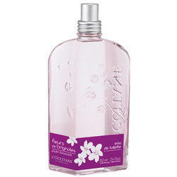 L'Occitane Plum Blossom - Fleurs de Brignolles EDT & Intense (2011) {New Fragrances - LImited Edition}