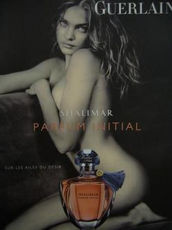 Shalimar Parfum Initial (2011): A New Nuance of Eroticism {Perfume Review} {New Fragrance}