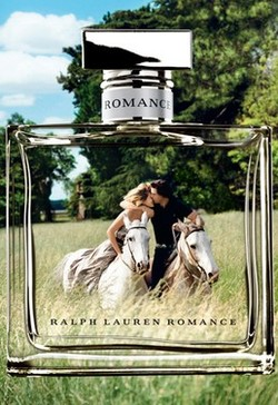 New Ad Campaign for Ralph Lauren Romance to Break Out in April 2011 {Perfume Images & Ads}