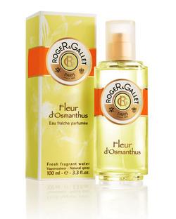Roger & Gallet Fleur d'Osmanthus (2011) {New Fragrance}