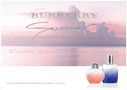 Burberry Summer for Her & Him (2011): An English Morning in the Summer {New Fragrances - Limited Editions}