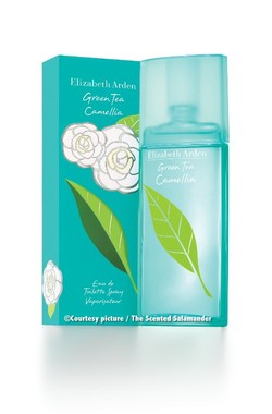 Elizabeth Arden Green Tea Camellia (2011) {Perfume Review & Musings}