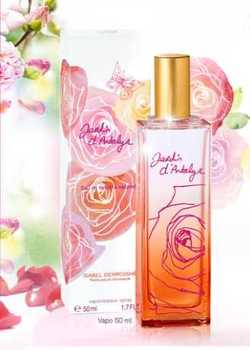 Isabel Derroisné Jardin d'Antalya (2011): 100% Natural Loukoum {New Fragrance} {Rose Notebook} {Green Fragrance}