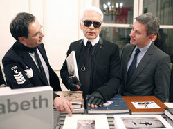 Karl Lagerfeld + Steidl Paper Passion by Geza Schön (2011) {New Fragrance} {Celebrity Perfume}