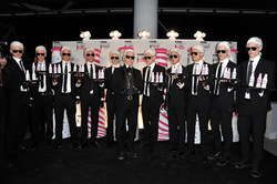 Karl Lagerfeld Denies Involvement in Fragrance Project Steidl Paper Passion {Fragrance News}