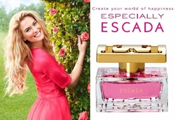 Especially Escada (2011): Bar Refaeli Says She Loves It! {New Fragrance}