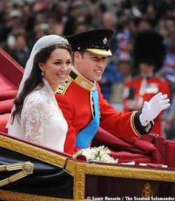 All About the Perfume Kate Middleton Actually Wore on the Day of the Royal Wedding - Scoop {Perfume History & Facts} {Celebrity Fragrance}