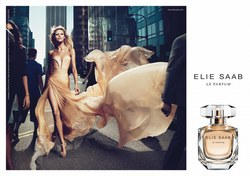 Elie Saab Le Parfum (2011): Le Ad, Le Flacon, Les Notes {New Perfume}