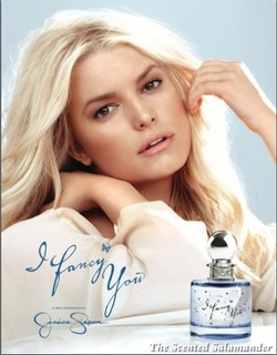 Jessica Simpson I Fancy You: The Essence of First Love (2011) {New Fragrance} {Celebrity Perfume}