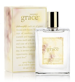 Philosophy Summer Grace (2011): Happy {New Fragrance - Limited Edition}