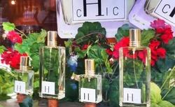 Patricia de Nicolaï Introduces L'Eau Chic {Perfume Images & Ads}
