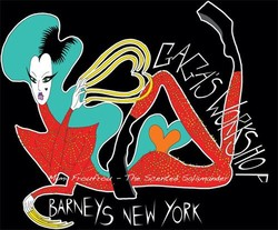 Barney's Transforms Santa's Workshop into Gaga's Workshop for Winter 2011 {Fashion Notes}