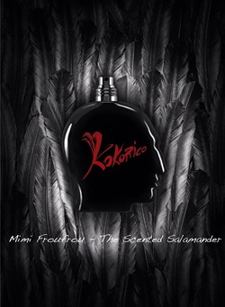 Jean Paul Gaultier Kokorico (2011): There was a Cry and then a Silence {Fragrance Review} {Men's Cologne}