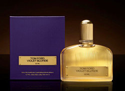 Tom Ford Violet Blonde (2011): The Return of the Violent, Neo-Muscadine Perfume {Fragrance Review & Musings} {Violet Notebook}