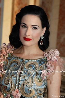Dita Von Teese Tells More About Her Upcoming Perfume {Celebrity Perfume}