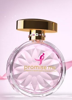 Susan G. Komen Promise Me Perfume Retired Due to Cancer Risk {Fragrance News}