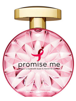 Susan G. Komen Promise Me Formula to be Retired, but not the Fragrance - Update {Fragrance News}