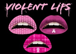 Violent Lips The Pink Ribbon Collection (2011) {Beauty Notes - New Makeup}