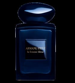 Armani Privé La Femme Bleue (2011) {New Fragrance - Limited Edition}