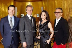 Michelle Yeoh to be the Spokesperson for a Guerlain Perfume {Fragrance News} {Celebrity Perfume}