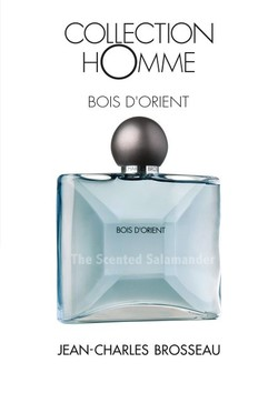 Jean-Charles Brosseau Bois d'Orient (2011) {New Fragrance} {Men's Cologne}