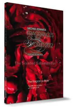 Michael Edwards Fragrances of the World - Parfums du Monde 2012 Now Available for Pre-Orders {Fragrance News - Fragrant Readings}