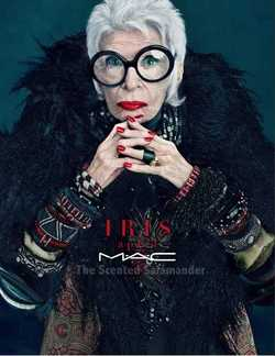 MAC Iris Apfel (2012): For All The Seasons of Life {Beauty Notes}