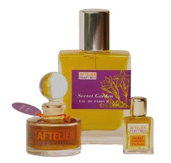 Aftelier Perfumes Secret Garden (2011): Featuring Real Civet & Castoreum {New Fragrance}