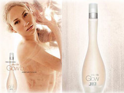 Jennifer Lopez Eau de Glow (2011) {New Fragrance} {Celebrity Perfume}