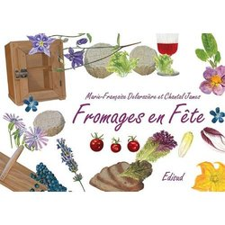 New Book on Cheeses and their Aromas {Fragrant & Tasty Reading}