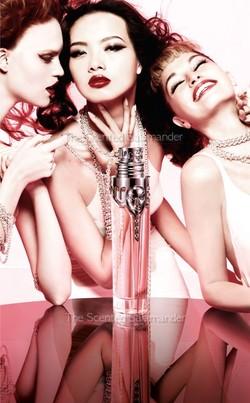 Thierry Mugler Womanity Eau pour Elles (2012) {New Fragrance}