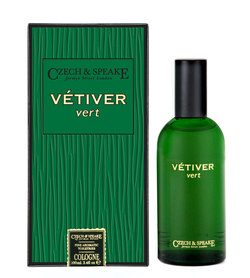 Czech & Speake Vétiver Vert (2011) {New Fragrance} {Men's Cologne}