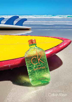 Calvin Klein CK One Summer 2012 {New Fragrance}
