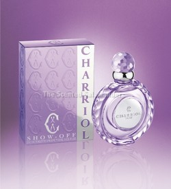 Charriol Show-Off (2012): Dedicated to Women's Glow {New Fragrance}