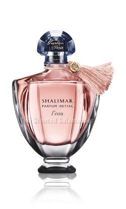 Guerlain Shalimar Parfum Initial L'Eau (2012): Un Langage Plus Pur pour la Parfumerie {Perfume Review & Musings}