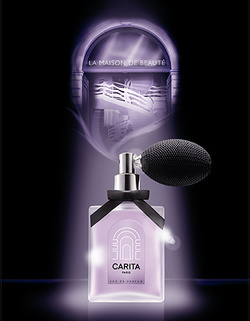 Carita Eau de Parfum Shows Powdery Florals are Still Exciting (2012) {New Fragrance}