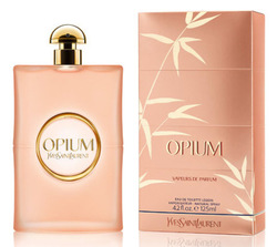 Yves Saint Laurent Opium Vapeurs de Parfum (2012): A Sfumato Version of Opium {New Fragrance}