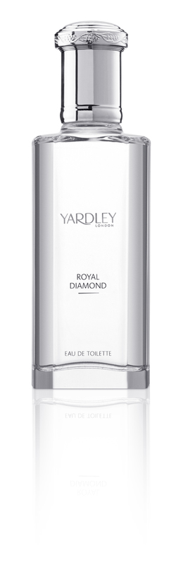 Yardley Royal Diamond (2012) Celebrates Diamond Jubilee {New Fragrance}