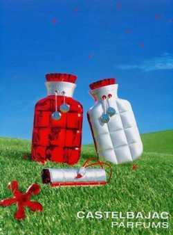 Jean-Charles de Castelbajac Eau de Parfum (2001) {New Fragrance} {Perfume Images & Ads}