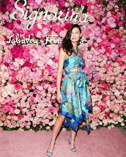Launch of Signorina by Ferragamo in the US {Fragrance News} {Perfume Images & Ads}