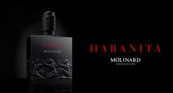 molinard habanita eau de parfum 2012 new old new fragrance perfume images ads the. Black Bedroom Furniture Sets. Home Design Ideas