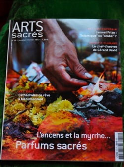 Special Magazine Issue on Myrrh & Incense {Fragrant Reading}