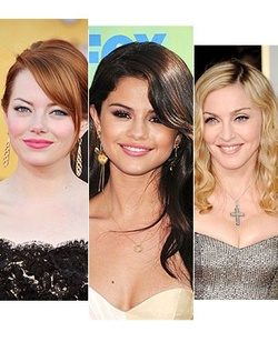 Best Red Carpet Hairstyles {Beauty Notes}