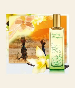 ID Parfums Jardin de Madagascar (2012): Nature-Sourced Vanilla {New Perfume} {Green Product}