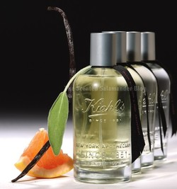 Kiehls Launch New Aromatic Blends Collection of 4 (2012) {New Perfumes}