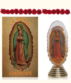 LVDG Group La Virgen de Guadalupe (2012) {New Perfume} {Celebrity Perfume}