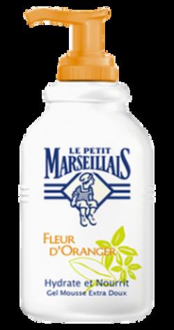 Le Petit Marseillais Fleur d'Oranger for Frequent Hand Washers {Beauty Notes - Bath & Body}