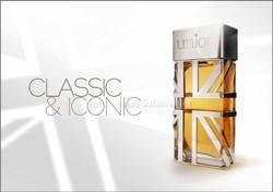 Union Fine Fragrances Celebrate the Scents of Great-Britain (2012) {New Perfumes}